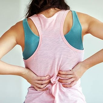 Low Back Muscle Spasm or a Lumbar Disc herniation?